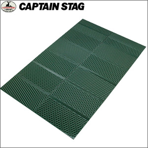 CAPTAINSTAG(�L���v�e���X�^�b�O)EVA�t�H�[���}�b�g(�_�u��)140�~217cm�@UB-3001