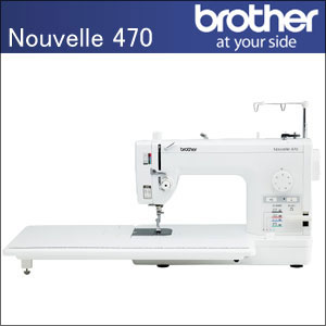 brother(ブラザー) 職業用ミシン Nouvelle470